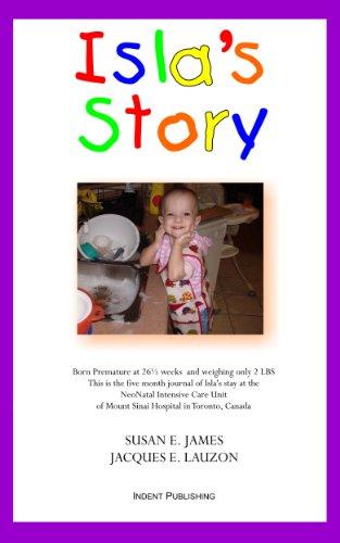 Susan E. James  Jacques E. Lauzon - Isla's Story