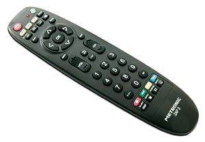 Metronic TCDE ZAP3 TV/DVD/TNT 495386 Télécommande Universelle Noir