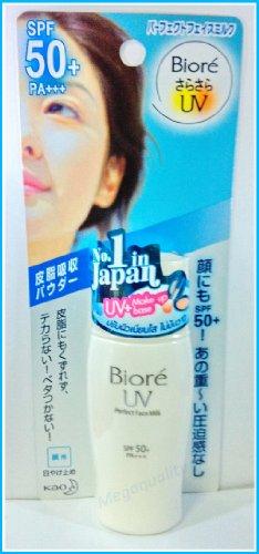 face-milk-sun-block-30mlbiore-uv-perfect-spf-50-free-shipping-world-wide
