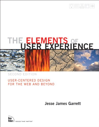 The Elements of User Experience: User-Centered Design for...