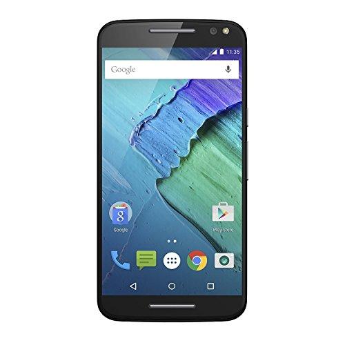 Moto X Pure Edition Unlocked Smartphone, 16GB Black (U.S. Warranty - XT1575) (Moto G Phone Boost Mobile compare prices)