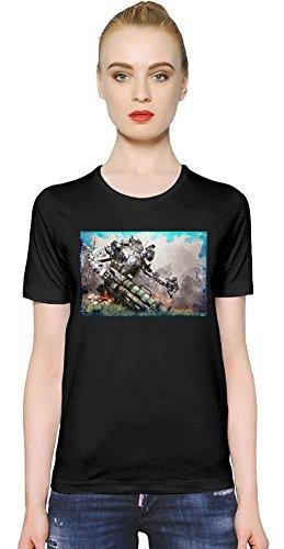 Titanfall Minion T-shirt donna Small