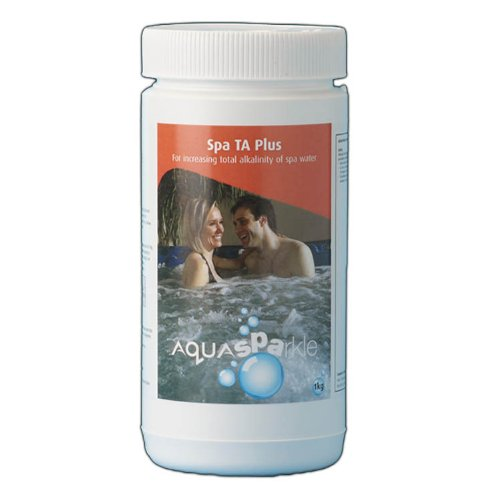 Happy Hot Tubs Spa TA Plus Total Alkalinity Hot Tub Spas Tubs Pool 1kg