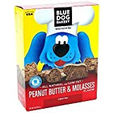 Blue Dog Bakery Treats - Peanut Butter & Molasses - 20 oz.