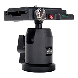 Digital Juice Giottos Ball Head with Quick Release Plate, 13 lbs Load Capacity