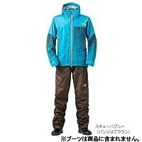 ダイワ(Daiwa) レインマックス レインスーツ DR-3304 スキューバブルー 2XL