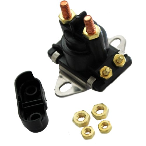 Mercury Outboard Mercruiser Solenoid Relay Switch NEW