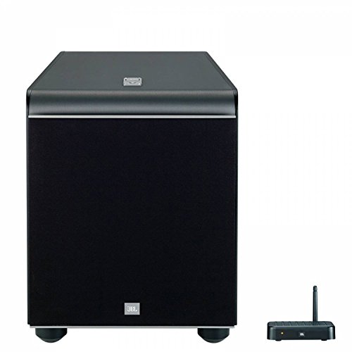 JBL-ES250PW-400-Watt-300-mm-12-Wireless-Bluetooth-Aktiver-Subwoofer-mit-Fernbedienung-Schwarz