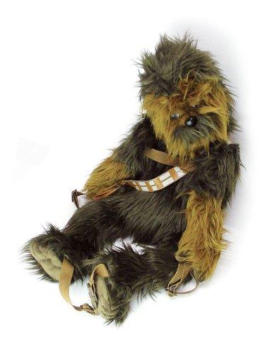 Star Wars スターウォーズ Chewbacca チューバッカ Back Buddy Plush Back バックパック リュックpack