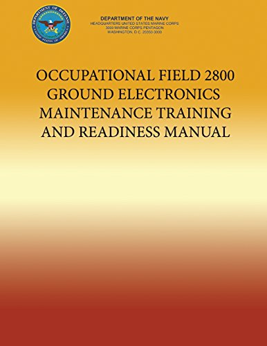 Occupational Field 2800 Electronics Maintenance Training and Readiness Manual