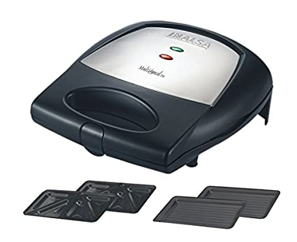 Inalsa Multimeal Dx 750W Sandwich Maker