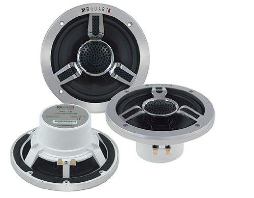 """Nke 116 - Mb Quart 6.5"""" 2-Way Marine Coaxial Speakers Nke116"""