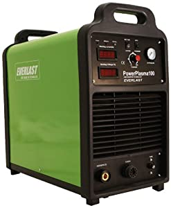 Everlast PowerPlasma 100 IGBT Plasma Cutter 100amp Cutting System from Everlast