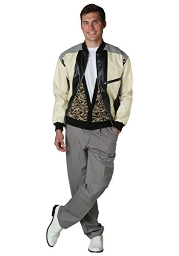 Men's Ferris Bueller's Day Off 80s Movie Costume in five sizes.