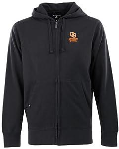 Oregon State Signature Full Zip Hooded Sweatshirt (Team Color) by Antigua