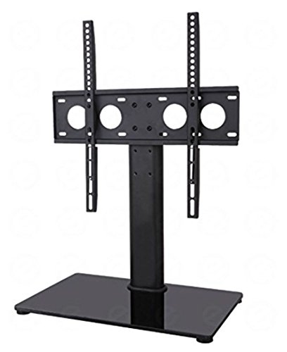 """TV GUYS Universal replacement table top TV base stand for 32"""" to 55"""" LED, LCD or Plasma"""