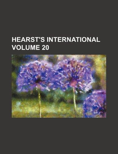 Hearst's international Volume 20