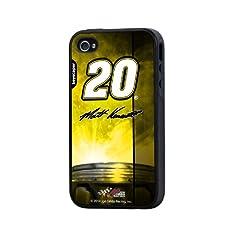 NASCAR Matt Kenseth 20 Dollar General iPhone 4 4S Rugged Case by Keyscaper