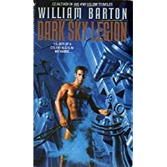 Dark Sky Legion by William Barton