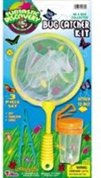 Bug Catcher 3 Piece Kit Ages 4+ - 1