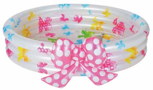 Plastic swimming pool 100cm ribbon (japan import) günstig online kaufen