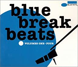 Blue Break Beats 1-4