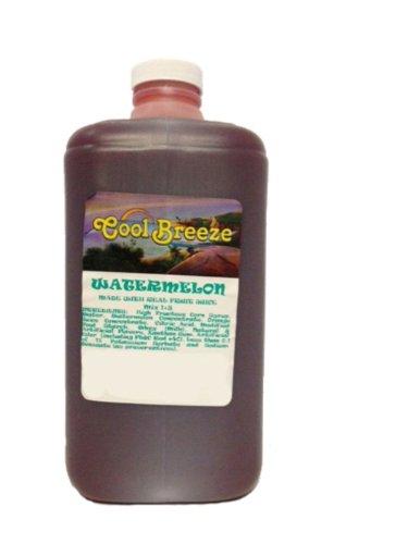Watermelon Frozen Drink Machine Granita Slush Mix
