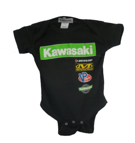 Kawasaki Infant Onsie Race T-Shirt (12)