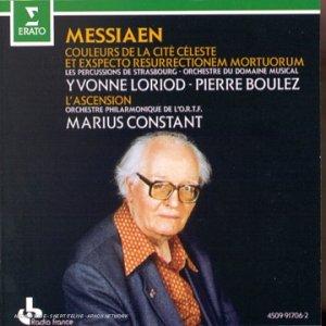 Messiaen - Offrandes oubliées, l'Ascension... 41X499M17EL._SL500_AA300_