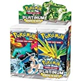 Image of Pokemon Card Game Platinum Arceus Booster Box ( 36 packs )