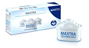 BRITA MAXTRA Water Filter Cartridges - 3 Pack