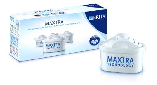 Brita Maxtra Water Filter Cartridge 3 Pack