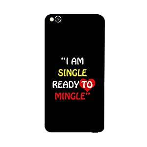 Digi Fashion Designer Back Cover with direct 3D sublimation printing for Xiomi Redmi 3s Prime