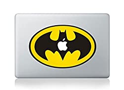 GenNext-TR Batman Decal for Macbook Pro, Macbook Air, Retina 12, 13 & 15