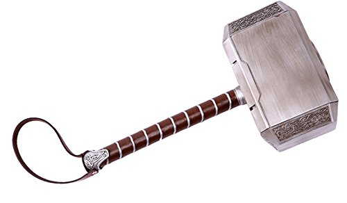 Ace Avengers Thor Hammer Cosplay Costume Props