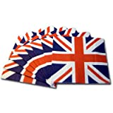 Union Jack Napkins - 50 Pack - Diamond Jubilee Party Serviettesby Sent 4 U Ltd