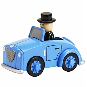 Thomas And Friends Wooden Railway - Sir Topham Hatt's Car