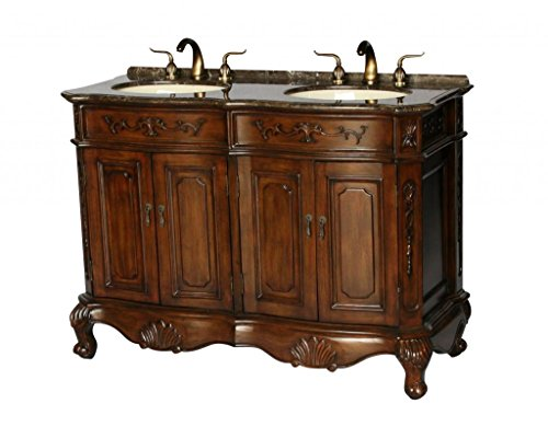 50 Inch Antique Style Double Sink Bathroom Vanity Model 5000 Mxc Check Price Innaxcbragimova