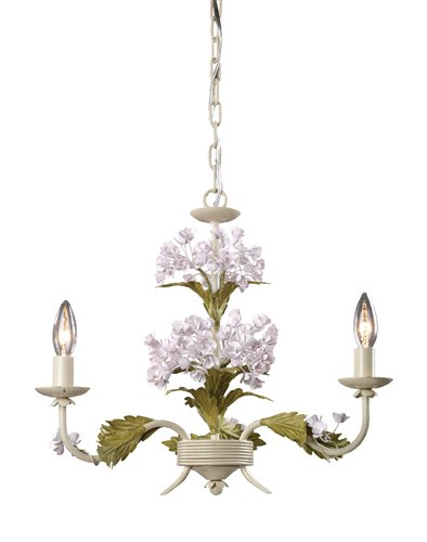 Sterling Industries 123-004 Lilac Hanging Chandelier