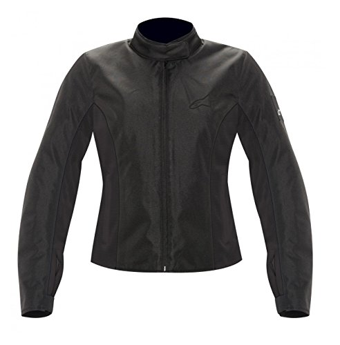 Alpinestars Stella Paradise Air Women's Textile Street Racing Motorcycle Jacket - Black / Medium