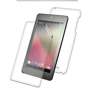 ZAGG InvisibleSHIELD Screen Protector (Full Body) for Samsung Galaxy Nexus 7