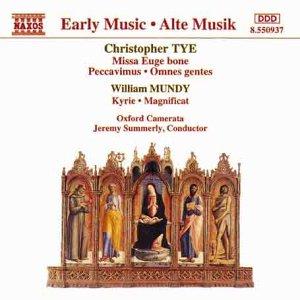 Tyemundy Vocal Works from Naxos