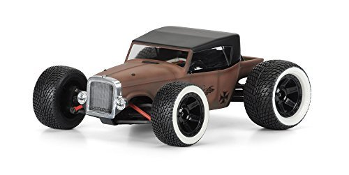 116-Rat-Rod-Clear-Body-E-REVO-Model-Toys-Gaems