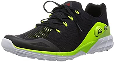 977d5b7546d9 Reebok ZPUMP FUSION 2 0 KNIT Men Running Shoes Black Best Price in ...