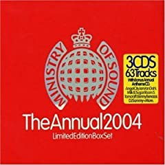 Ministry Of Sound Annual 2004 CD:3''SINGLE
