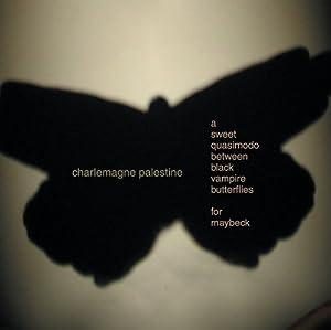 Sweet Quasimodo Between Black Vampire Butterflies