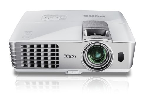 BenQ MS612ST DLP 3D Ready Short Throw SVGA White Projector 4.0 Lb