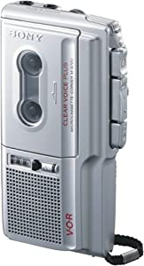 Sony M-670V Microcassette Voice Recorder