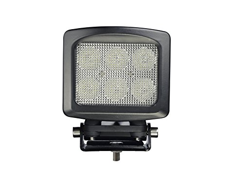"""6Kled 60W Led Work Light About 5"""" Square Off Road High Power Flood Light Tractor 4X4"""