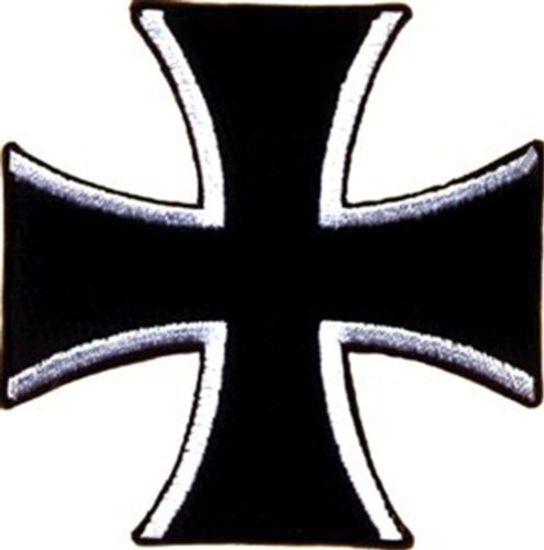 Application Iron Cross Patch